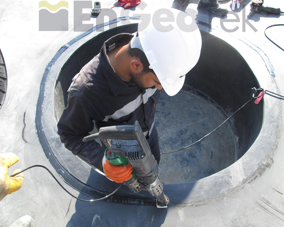 EnGeoTek   Gama Power Systems-IRAQ